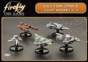 Firefly : The Game – Customizable Ship Models 2